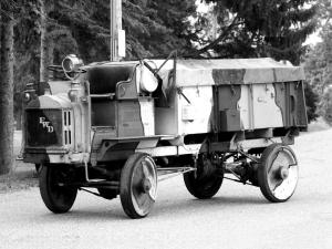 1918 FWD Model B Ammunition Truck
